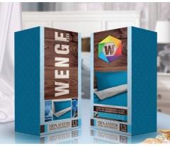 Постельное белье «Wenge» Uno Брусничный мусс