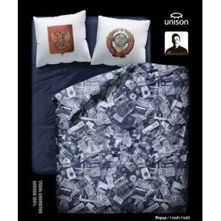 Постельное белье «Unison» от Дениса Симачева. Форца