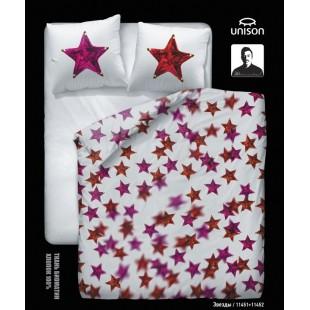 Постельное белье «Unison» от Дениса Симачева. Звезды