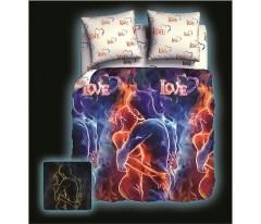 Постельное белье Neon Collection «Passion»