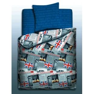 Постельное белье «Unison Teens» Britain
