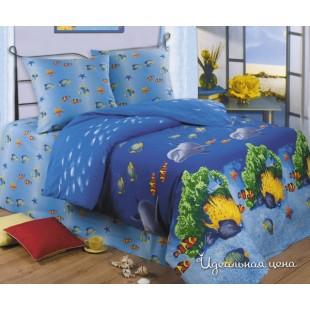 Постельное белье «Любимый дом» Дельфины