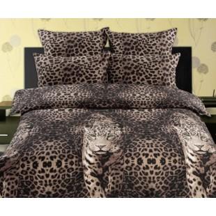 Постельное белье «Живая планета» Пятнистый леопард