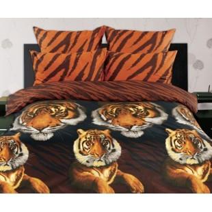 Постельное белье «Живая планета» Бенгальский тигр