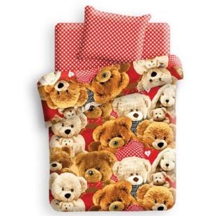 Детское постельное белье FOR YOU Плюшевые мишки