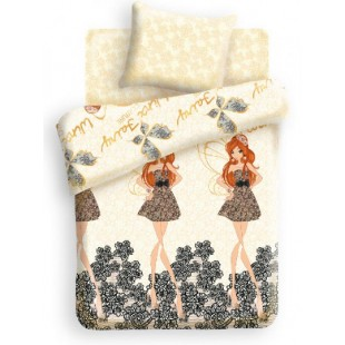 "Постельное белье ""Winx Fairy Couture"" Bloom"