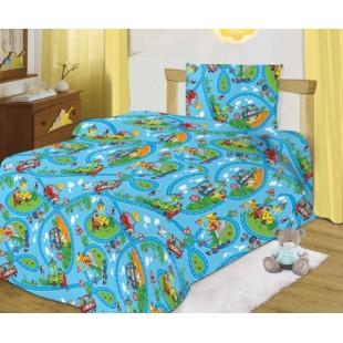 Детское постельное белье «Кошки-мышки». Светофор