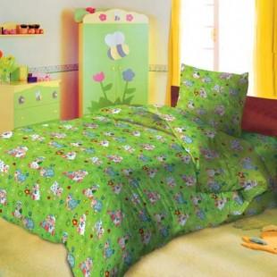 Детское постельное белье «Кошки-мышки». Веселые овечки