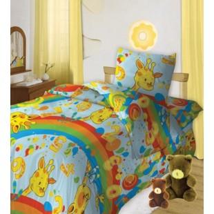 Детское постельное белье «Кошки-мышки». Веселый счет