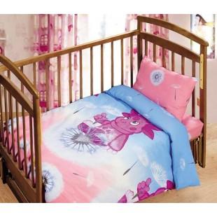 Детское постельное белье «Лунтик» Парашютики