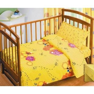 Детское постельное белье «Лунтик» Сладкоежка