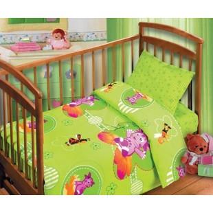 Детское постельное белье «Лунтик» Яркие сны