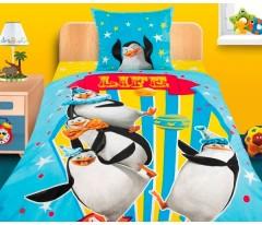 3D «Мадагаскар-3» Пингвины