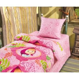 Детское постельное белье «Маша и Медведь» Машины сказки