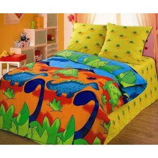 Детское постельное белье «Непоседа» Дино