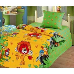 Детское постельное белье «Союзмультфильм» Африка