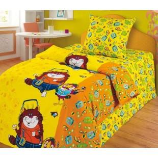 Детское постельное белье «Союзмультфильм» Кеша и кот