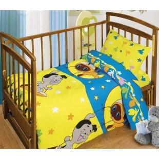 Детское постельное белье «Союзмультфильм» Лунные качели