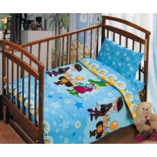 Детское постельное белье «Союзмультфильм» Веселый праздник
