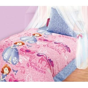 Детское постельное белье «София Прекрасная» Экипаж принцессы