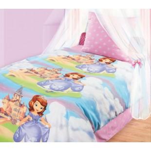 Детское постельное белье «София Прекрасная» Сказочный замок