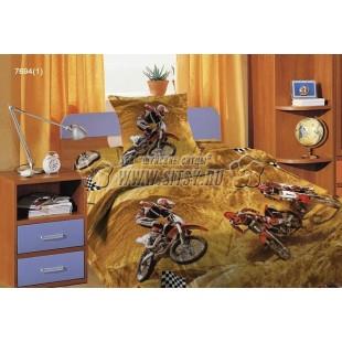 Детское постельное белье Dream Team 76941