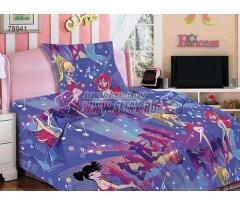 Детское постельное белье Dream Team 78941