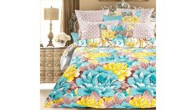 Новый комплект постельного белья унисон биоматин «Кристи»