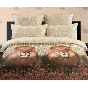 Постельное белье «Живая планета» Царственный лев
