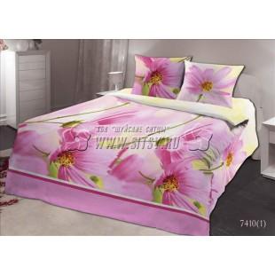 Сатиновое постельное белье «Mod's» 74101